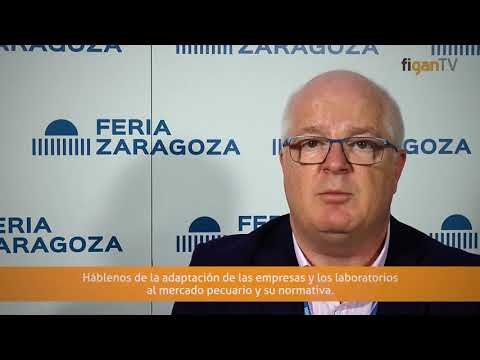 Interview Angel Baguer from ZOETIS at Feria 2019