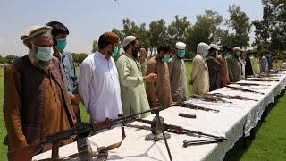 Afghanistan : Les Talibans Prêts à Négocier Après La Libération Prévue De 400 Prisonniers