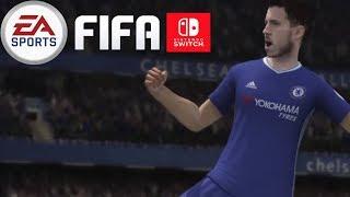 FIFA רץ על ה-Switch