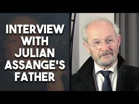"Assange's father speaks out, calls oppression of WikiLeaks founder a ""great crime of 21st century"""