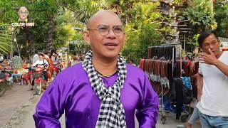 """Chuyện lạ #9: Chùa cổ  Khleang Sóc Trăng là ngôi chùa """"vui vẻ"""" nhất mùa lễ hội Ooc Bom Bok ?"""