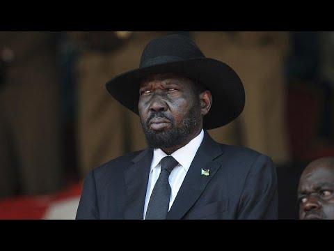 Soudan du Sud : Jemma Nunu Kumba, première femme à la tête du Parlement Soudan du Sud : Jemma Nunu Kumba, première femme à la tête du Parlement