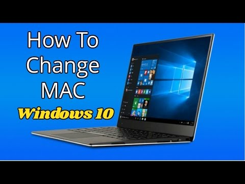 How To Change MAC Address In Windows 7/8 Or 10 । EraIT Mp3