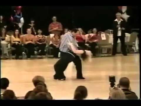 El mejor baile de jazz