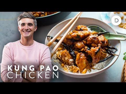 Kung Pao Chinese Chicken 💥