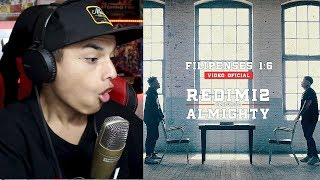 [Reaccion] Redimi2 ft. Almighty - Filipenses 1:6 (Video Oficial) Extended Version - Themaxready