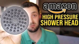 SHOWER HACK! - Fixing Low Water Pressure In Shower