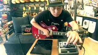 【搖滾玩家樂器】搖滾開箱#001 Joyo jam buddy 簡單介紹測試