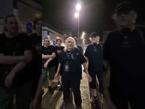 Kiša odložila koncert Riblje čorbe u Nišu