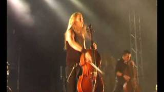 APOCALYPTICA, Wherever I May Roam - live in Stockholm at Stockholms Kulturfestival, 2009.08.13