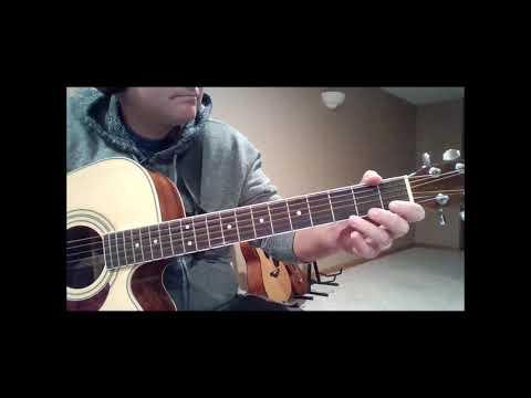"Guitar Demonstration of ""The Star Spangled Banner"""