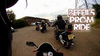 Beffiis Prom Ride