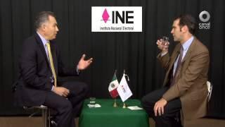 México Social - La calidad de la ciudadanía en México, INE