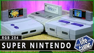 RGB204 :: Getting the Best Picture from your Super Nintendo