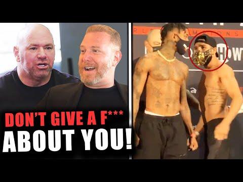 UFC Vegas 27 LOSES bout! Triller owner SLAMS Dana White for BLOCKING GSP boxing bout, Cody Garbrandt