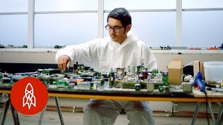 Sculpting a Future for E-Waste