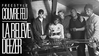 DIDDI TRIX X ZIKXO X LOVENI (La Relève Deezer)   Freestyle COUVRE FEU Sur OKLM Radio