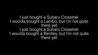 Hobo Johnson  Subaru Crosstrek XV Lyrics