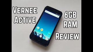 Vernee Active Review: their first rugged phone with 6GB RAM+128GB ROM