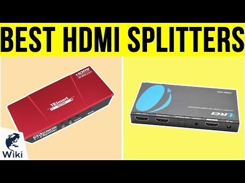 8 Best HDMI Splitters 2019