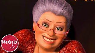 Top 10 Greatest DreamWorks Villains