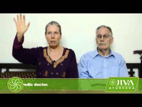 Mr & Mrs Hoff's Story of Healing-Ayurvedic Treatment of Polyneuropathy & Palpitation