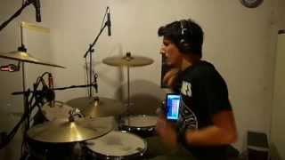 Anti Flag - The Press Corpse Drums Cover (HD)