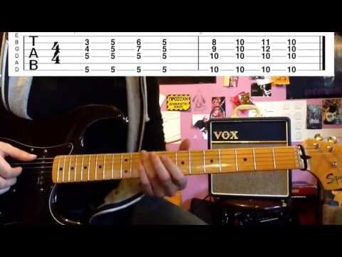 Duffy Mercy Guitar Lesson