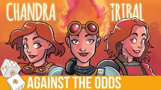 Against the Odds: Chandra Tribal (Standard, Magic Arena)