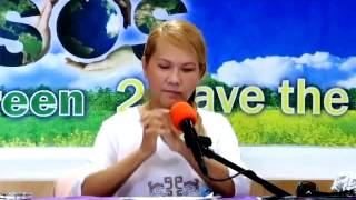 922 Press Conference on Climate Change with Supreme Master Ching Hai, Multi-subtitles