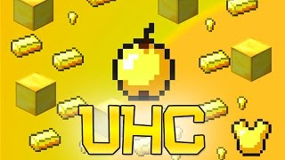 Minecraft UHC - NEW Crazy Ultra Hard Core Mini-Game Challenge!