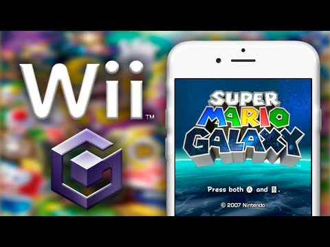 Wii / GameCube Emulator for iOS - GC4iOS [Performance Test