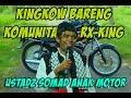 HEBOH USTADZ ABDUL SOMAD BAWA MOTOR RX KING