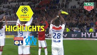 Olympique Lyonnais - Olympique de Marseille ( 4-2 ) - Highlights - (OL - OM) / 2018-19