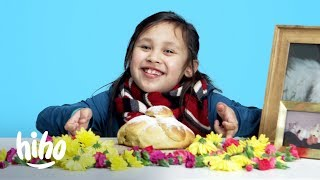 Kids Try Funeral Food from Around the World | Kids Try | HiHo Kids