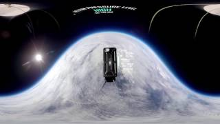 iPhone 7 в космосе | 360 градусов video