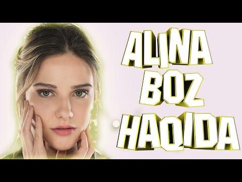 """Alina Boz hayoti va ijodi haqida! (""""Parchalangan Yuraklar"""" dagi Hazal)"""
