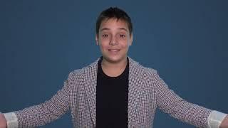 Видеовизитка Актер Святослав Рожков 11 лет