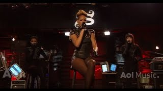 Rihanna - Aol Session 2010 Full Performance