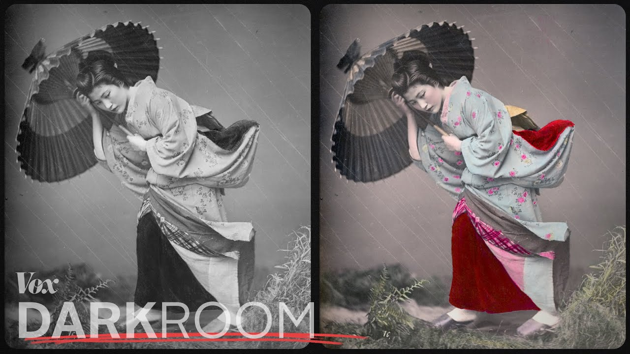 How colorized photos helped introduce Japan to the world thumbnail