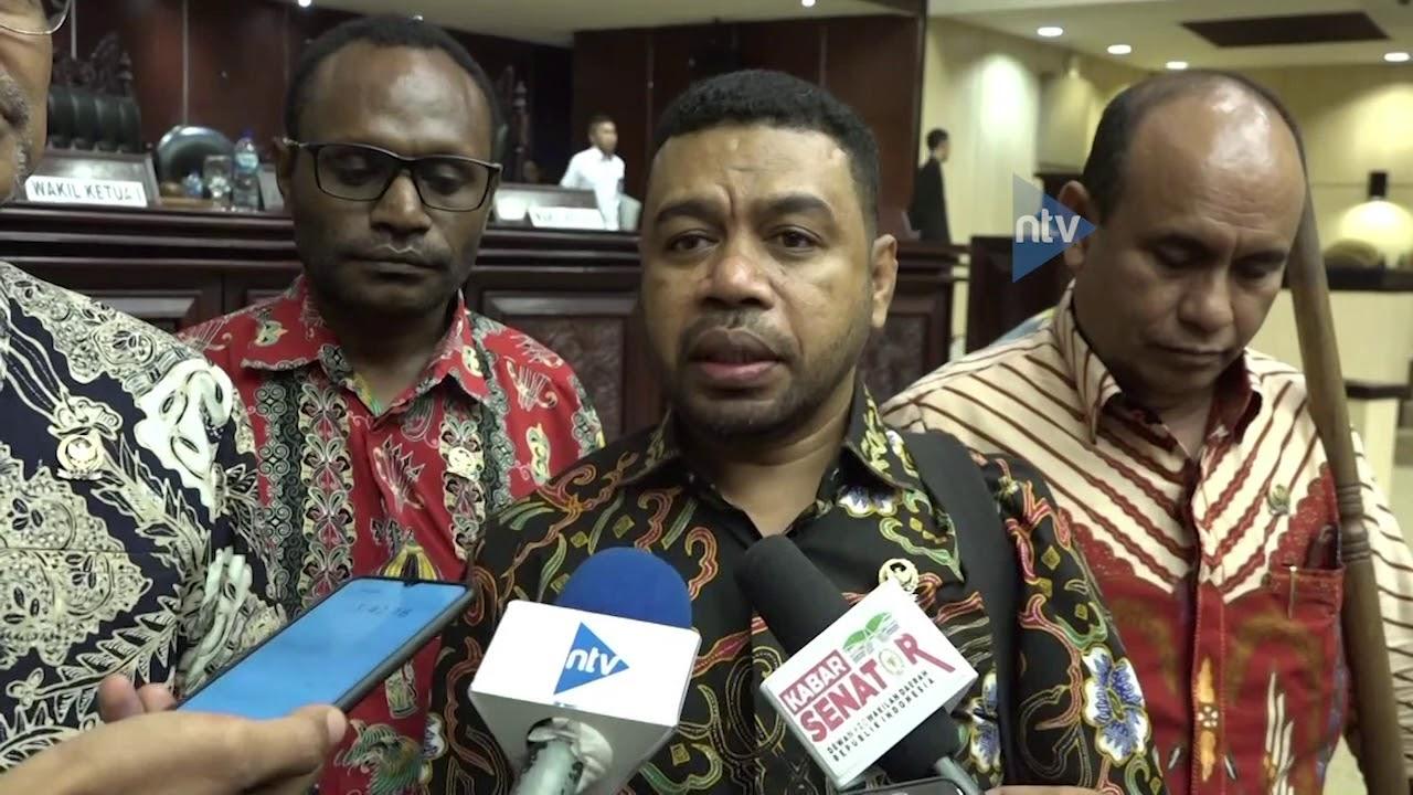 DPD RI Mengesahkan Pansus Papua