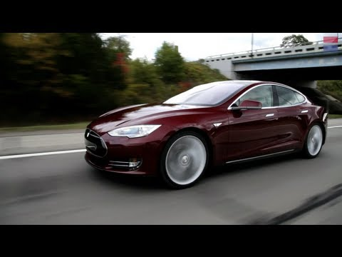 2013 Tesla Model S Review Video