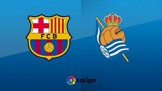 Барселона - Реал Сосьедад Прогноз