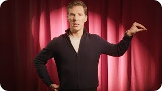"Бенедикт Камбербэтч, Benedict Cumberbatch Performs ""I'm a Little Teapot"" // Omaze"