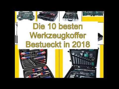 Die 10 besten Werkzeugkoffer Bestueckt in 2018