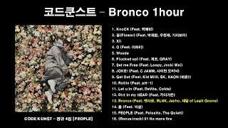 Bronco (feat. Bassagong, BLNK, jayho & JaeDal)