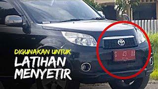 Mobil Pelat Merah Dipakai Latihan Menyetir di Stadion Pekalongan, Wakil Wali Kota: Bukan Milik Kami