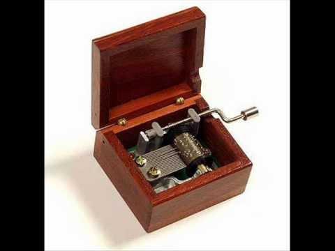 caja musical  melodía