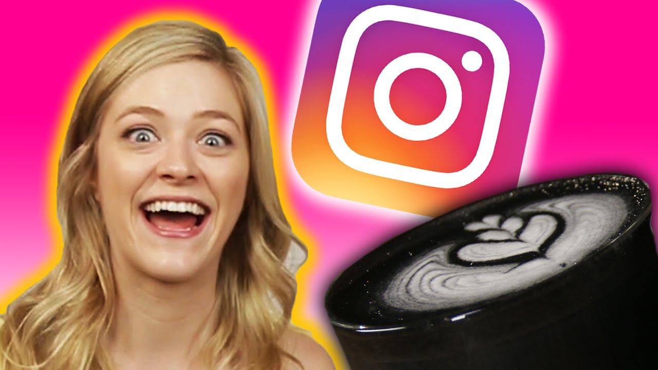 We Tried Instagram Famous Gothic Lattes thumbnail