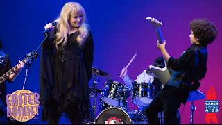 Stevie Nicks joins Broadway's School of Rock - Easter Bonnet Competition 2016